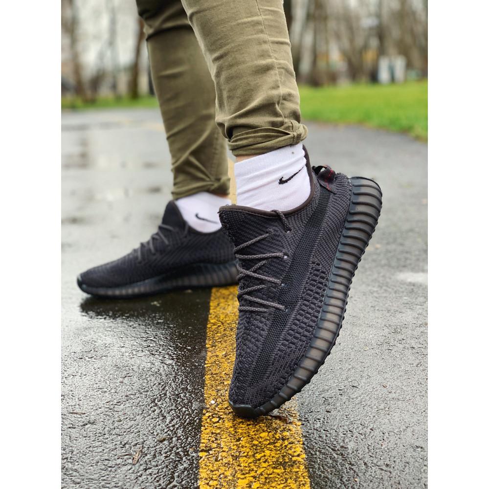 Беговые кроссовки мужские  - Кроссовки  Adidas Yeezy Boost 350 V 2  Адидас Изи Буст В2  (41,42,43,44,45) 7