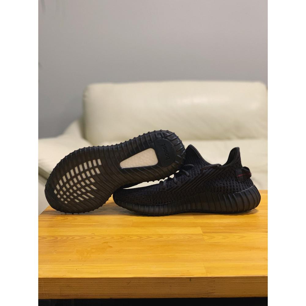 Беговые кроссовки мужские  - Кроссовки  Adidas Yeezy Boost 350 V 2  Адидас Изи Буст В2  (41,42,43,44,45) 3