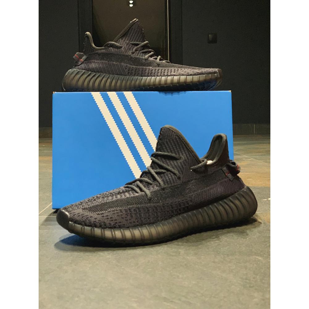 Беговые кроссовки мужские  - Кроссовки  Adidas Yeezy Boost 350 V 2  Адидас Изи Буст В2  (41,42,43,44,45) 2