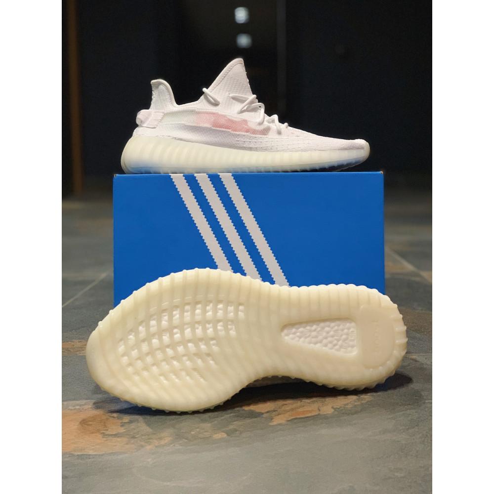Беговые кроссовки мужские  - Кроссовки  Adidas Yeezy Boost 350 V2  Адидас Изи Буст В2   (42,43,44,45) 2