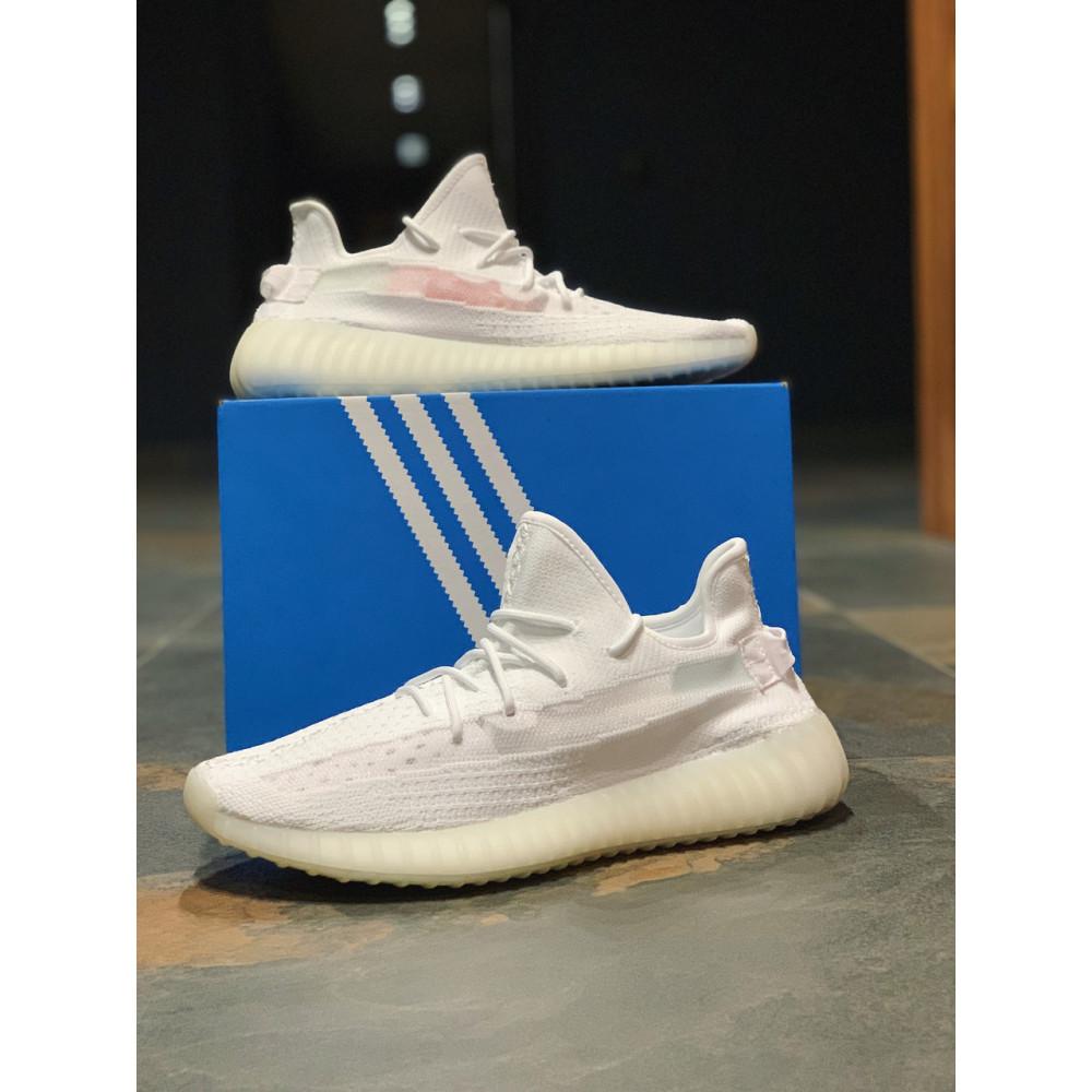 Беговые кроссовки мужские  - Кроссовки  Adidas Yeezy Boost 350 V2  Адидас Изи Буст В2   (42,43,44,45) 3