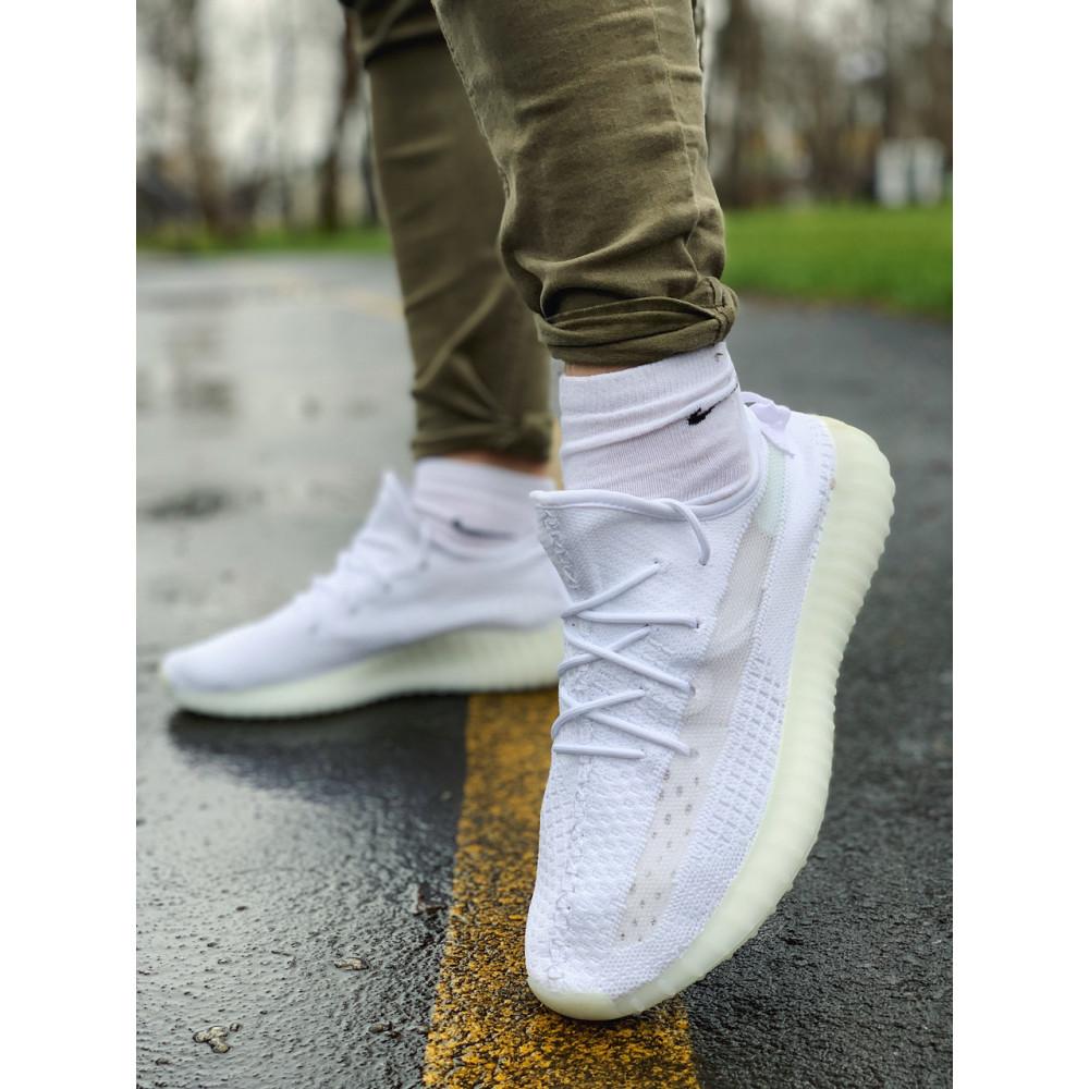 Беговые кроссовки мужские  - Кроссовки  Adidas Yeezy Boost 350 V2  Адидас Изи Буст В2   (42,43,44,45) 6