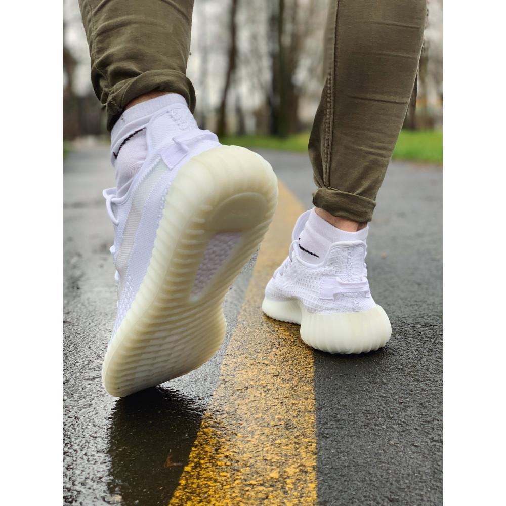 Беговые кроссовки мужские  - Кроссовки  Adidas Yeezy Boost 350 V2  Адидас Изи Буст В2   (42,43,44,45) 5