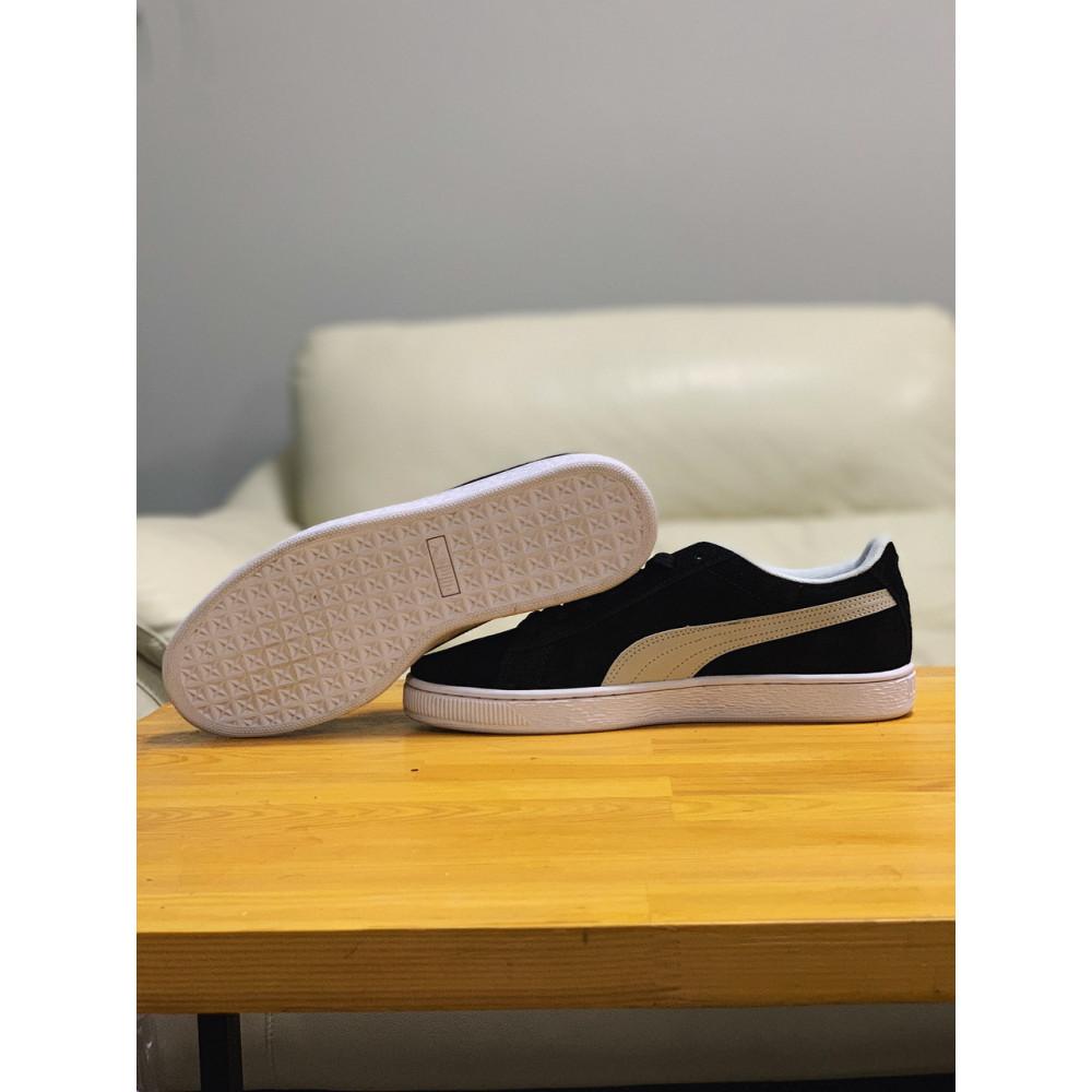 Демисезонные кроссовки мужские   - Кроссовки натуральная замша Puma Suede Пума Суеде  (40 последний размер) 2