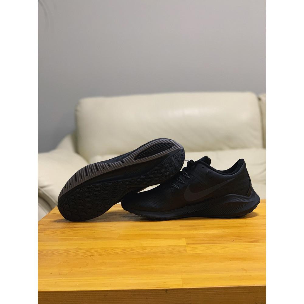Кожаные кроссовки мужские - Кроссовки   натуральная кожа NIKE RUN  Найк Ран  ⏩ (41,42,43,44,45) 4