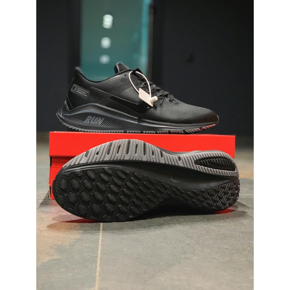 Кожаные кроссовки мужские - Кроссовки   натуральная кожа NIKE RUN  Найк Ран  ⏩ (41,42,43,44,45) 1