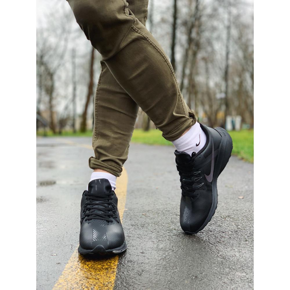 Кожаные кроссовки мужские - Кроссовки   натуральная кожа NIKE RUN  Найк Ран  ⏩ (41,42,43,44,45) 8