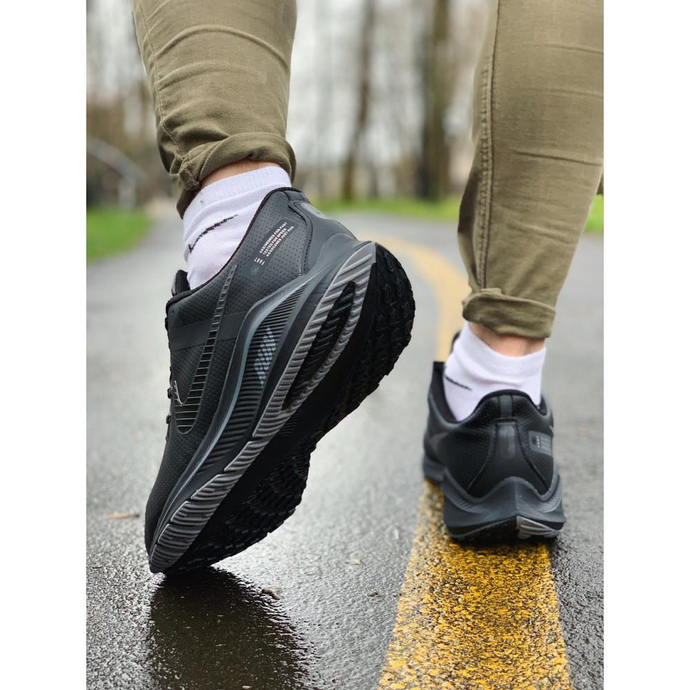 Кожаные кроссовки мужские - Кроссовки   натуральная кожа NIKE RUN  Найк Ран  ⏩ (41,42,43,44,45) 6