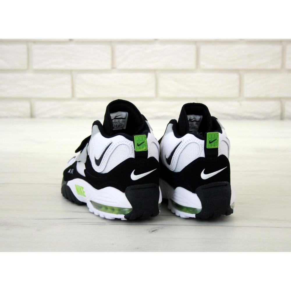 Демисезонные кроссовки мужские   - Мужские кроссовки Air Max Speed Turf Black Grey White 5