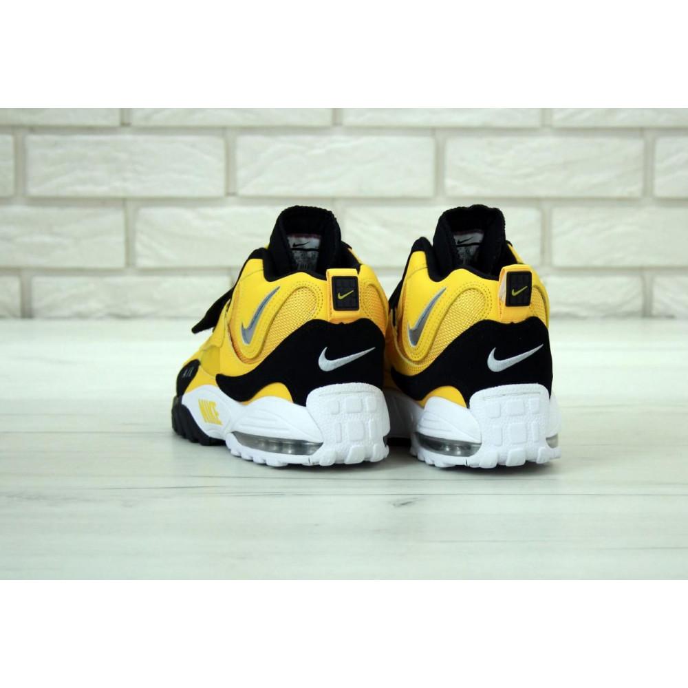 Демисезонные кроссовки мужские   - Мужские высокие кроссовки Air Max Speed Turf 5