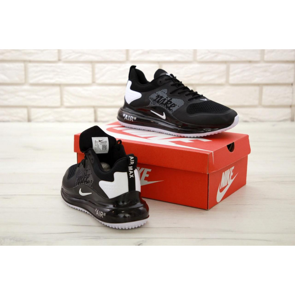 Классические кроссовки мужские - Мужские кроссовки Найк Аир Макс 720 черного цвета 3