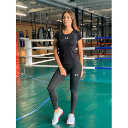 Комплект костюм спортивный компрессионный  женский Under Armour Андер Армор ⏩ (M,L,XL)