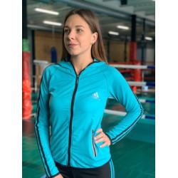 Комплект костюм спортивный компрессионный  женский  Adidas Адидас ( S-M, L-XL )