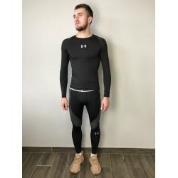 Комплект костюм спортивный компрессионный мужской  Under Armour Андер Армоур  ( S,M, L,XL,XXL)