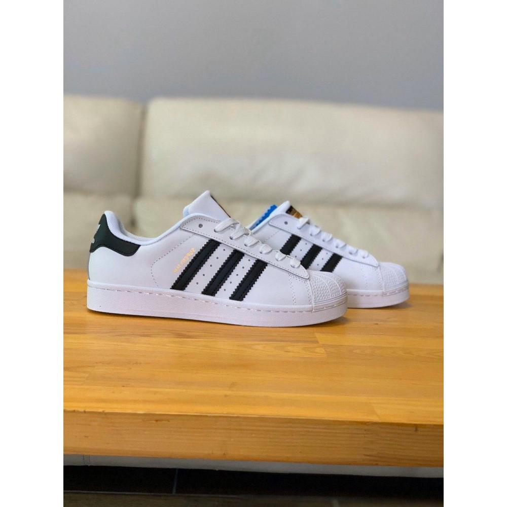 Классические кроссовки мужские - Кроссовки мужские Adidas Superstar Адидас Адідас Суперстар  ⏩ [41,43,44,45] 5