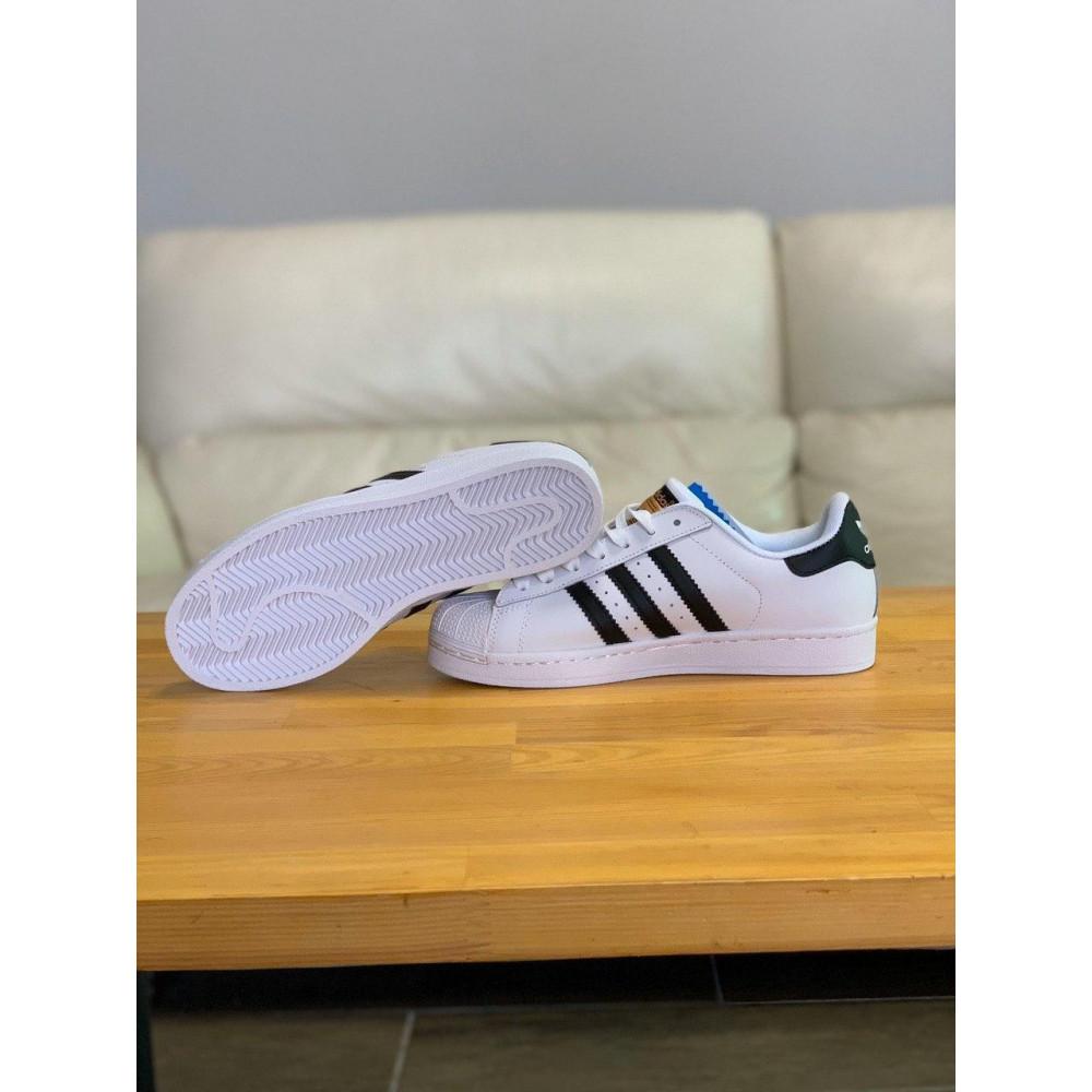 Классические кроссовки мужские - Кроссовки мужские Adidas Superstar Адидас Адідас Суперстар  ⏩ [41,43,44,45] 3