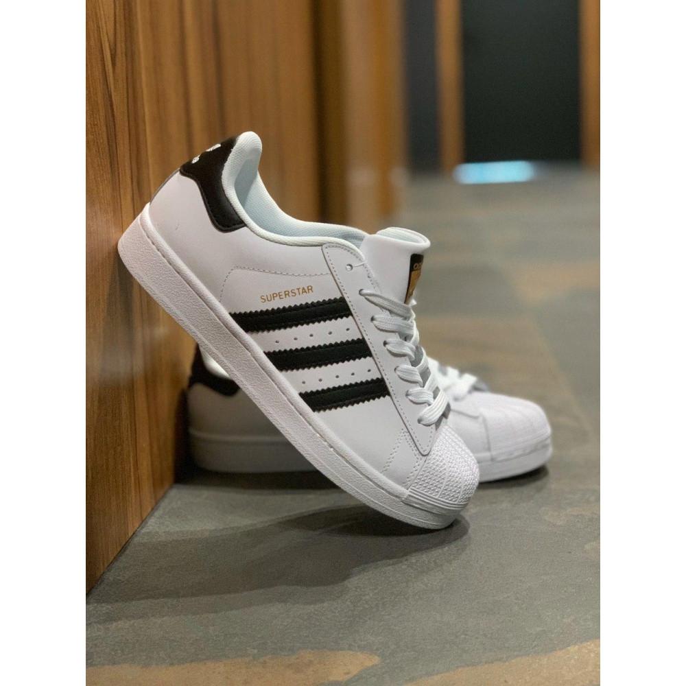 Классические кроссовки мужские - Кроссовки мужские Adidas Superstar Адидас Адідас Суперстар  ⏩ [41,43,44,45] 7