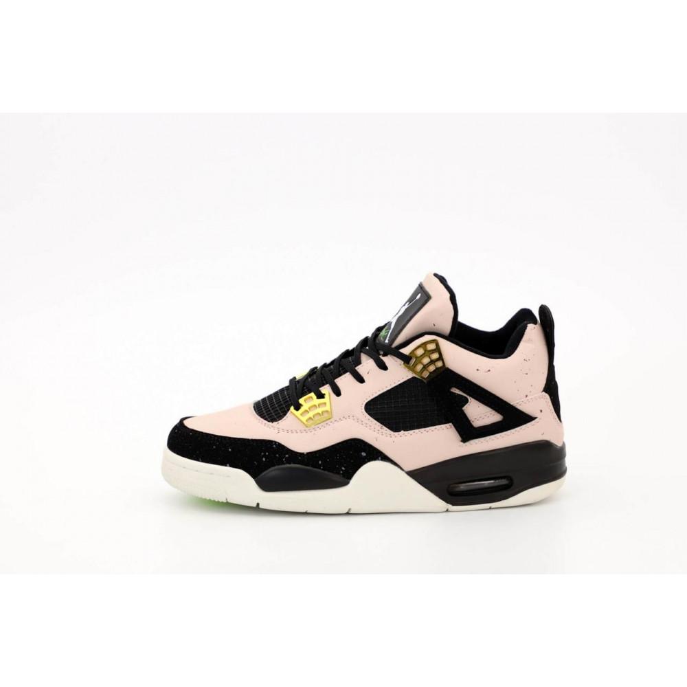 Демисезонные кроссовки мужские   - Баскетбольные кроссовки Air Jordan 4 Retro 2