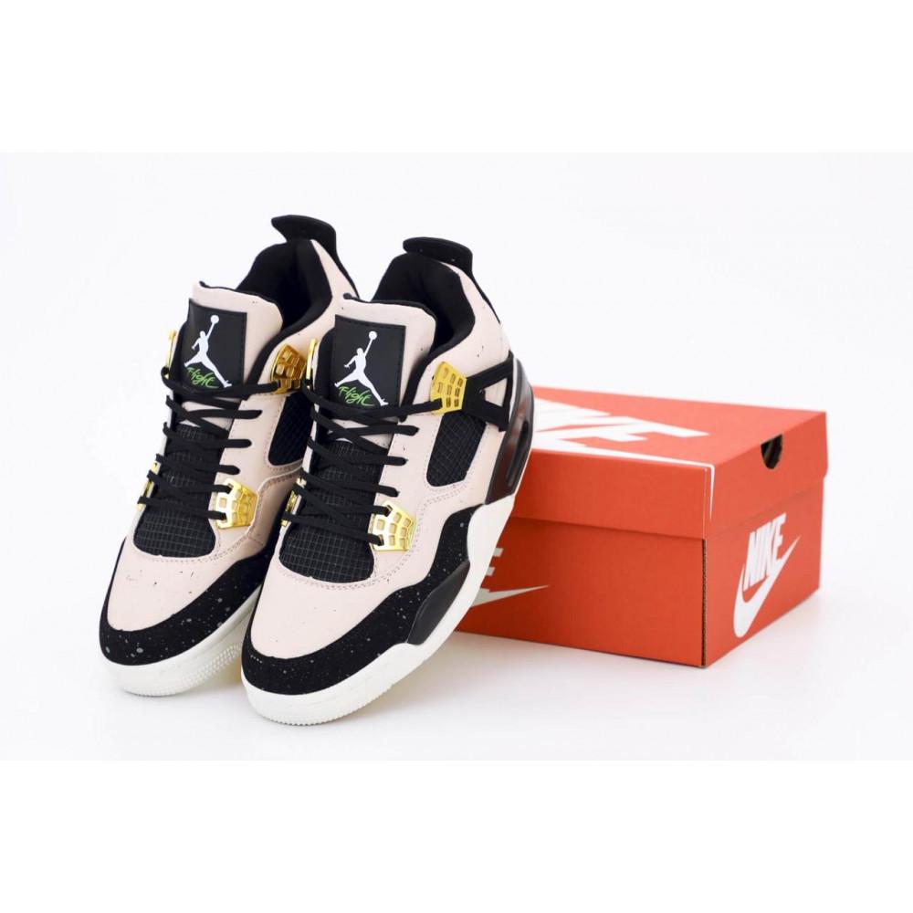 Демисезонные кроссовки мужские   - Баскетбольные кроссовки Air Jordan 4 Retro