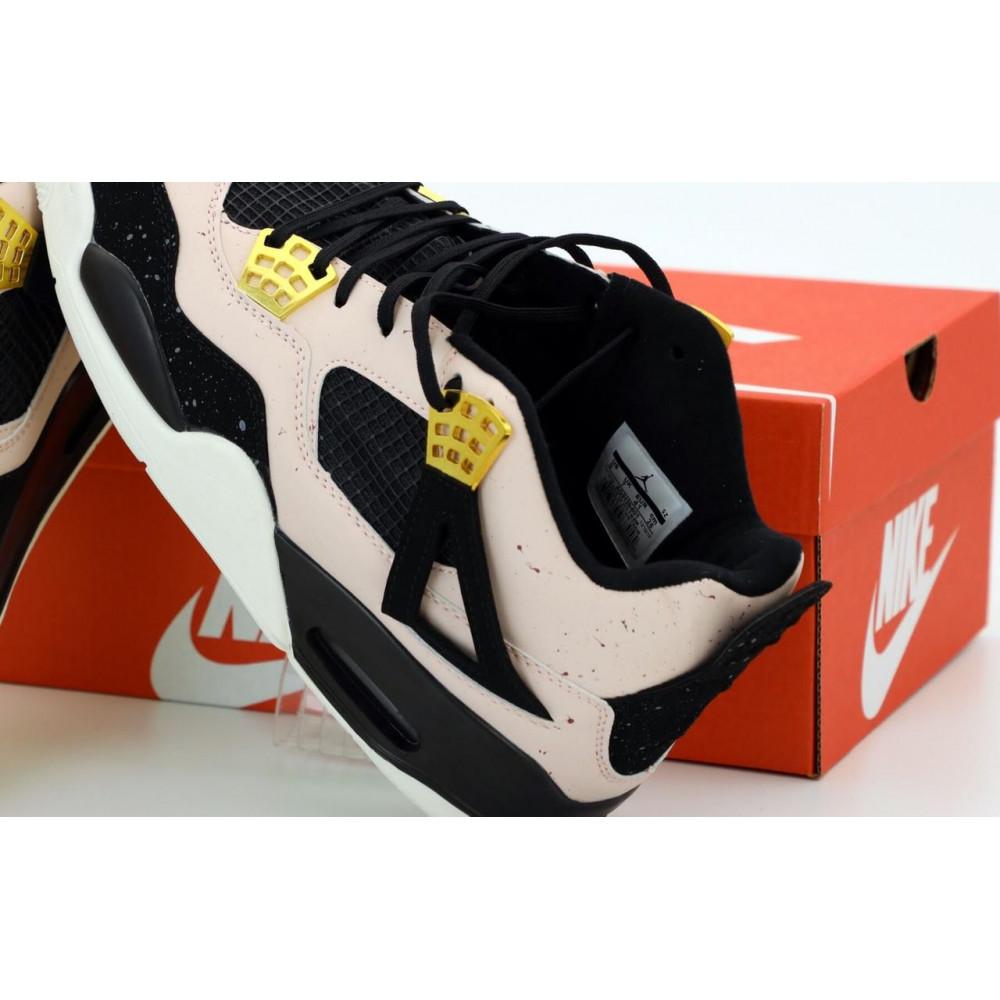Демисезонные кроссовки мужские   - Баскетбольные кроссовки Air Jordan 4 Retro 4