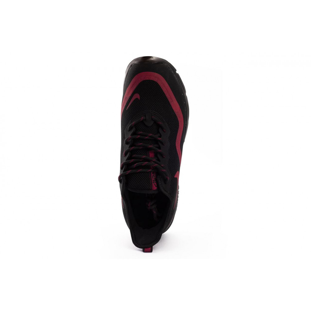 Летние кроссовки мужские - Мужские кроссовки текстильные весна/осень черные Ditof А 2019 -15 1
