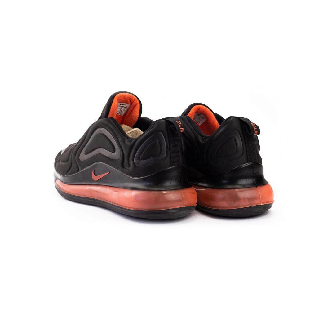 Демисезонные кроссовки мужские   - Мужские кроссовки текстильные весна/осень черные Ditof A 1154 -4 2
