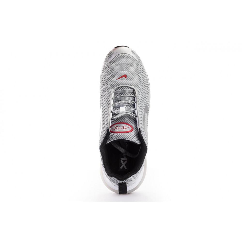 Демисезонные кроссовки мужские   - Мужские кроссовки текстильные весна/осень серые Ditof A 1125 -10 7