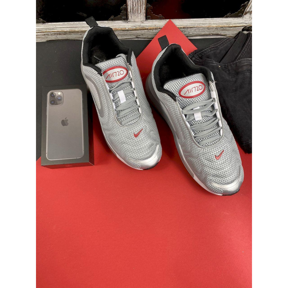 Демисезонные кроссовки мужские   - Мужские кроссовки текстильные весна/осень серые Ditof A 1125 -10 1