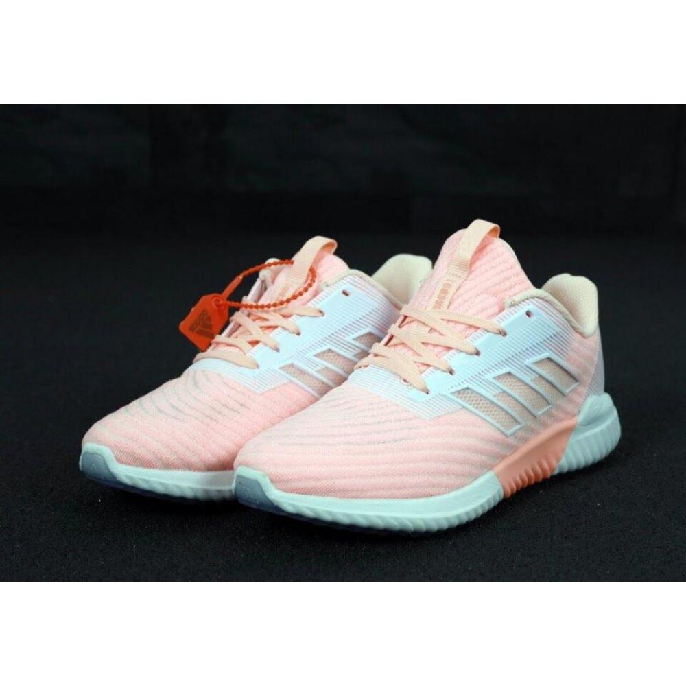 Женские кроссовки классические  - Женские кроссовки Adidas Climacool в розовом цвете 3
