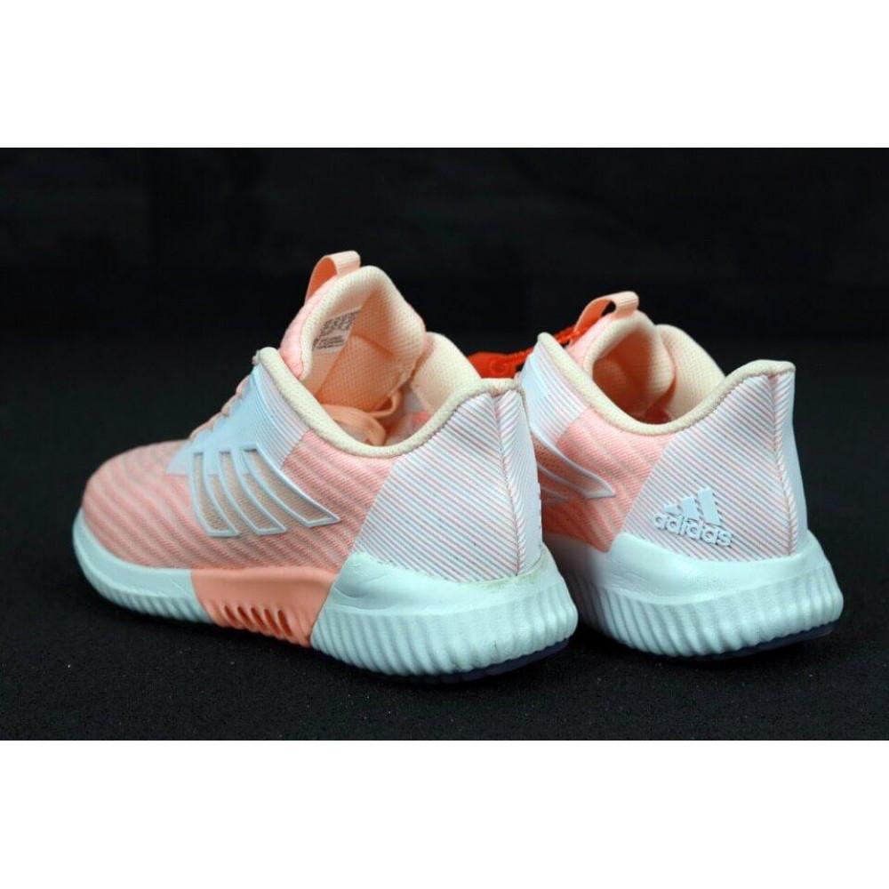 Женские кроссовки классические  - Женские кроссовки Adidas Climacool в розовом цвете 2