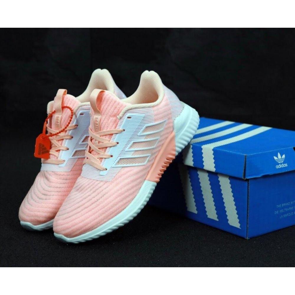 Женские кроссовки классические  - Женские кроссовки Adidas Climacool в розовом цвете
