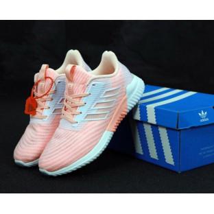 Женские кроссовки Adidas Climacool в розовом цвете