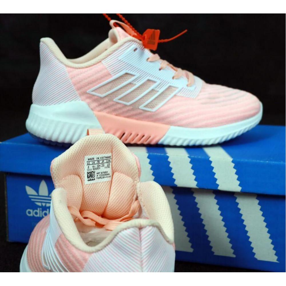 Женские кроссовки классические  - Женские кроссовки Adidas Climacool в розовом цвете 4