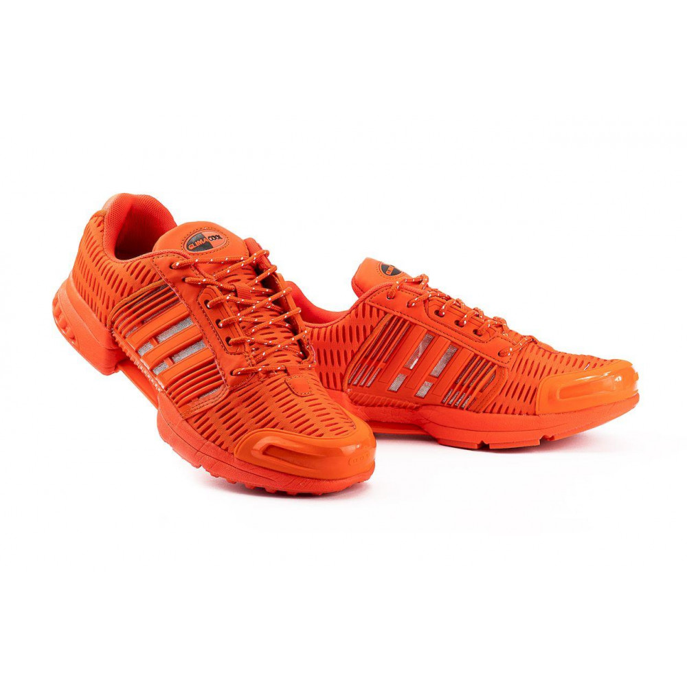 Демисезонные кроссовки мужские   - Мужские кроссовки текстильные весна/осень оранжевые Ditof A 1094 -8