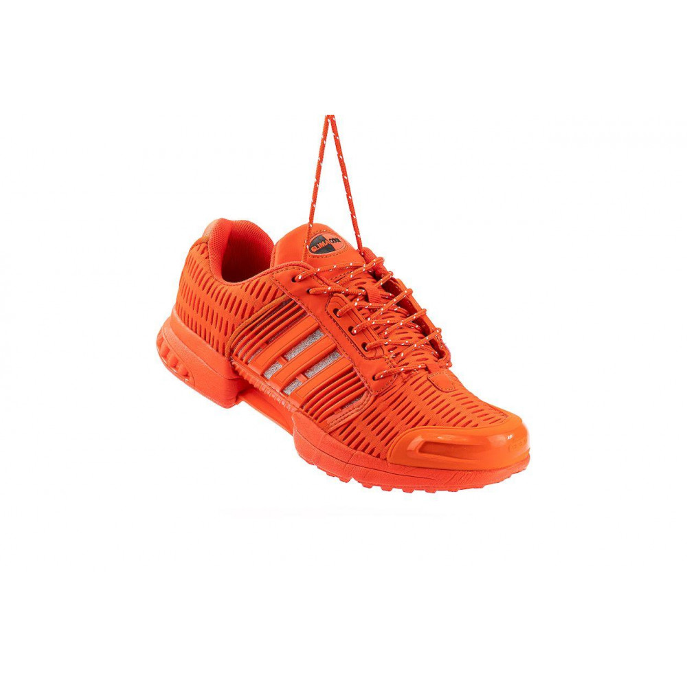 Демисезонные кроссовки мужские   - Мужские кроссовки текстильные весна/осень оранжевые Ditof A 1094 -8 9