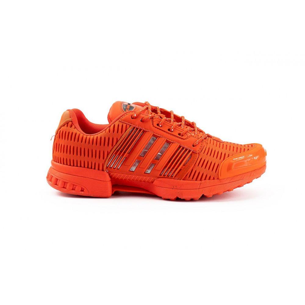 Демисезонные кроссовки мужские   - Мужские кроссовки текстильные весна/осень оранжевые Ditof A 1094 -8 8