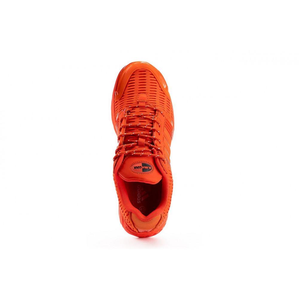 Демисезонные кроссовки мужские   - Мужские кроссовки текстильные весна/осень оранжевые Ditof A 1094 -8 6