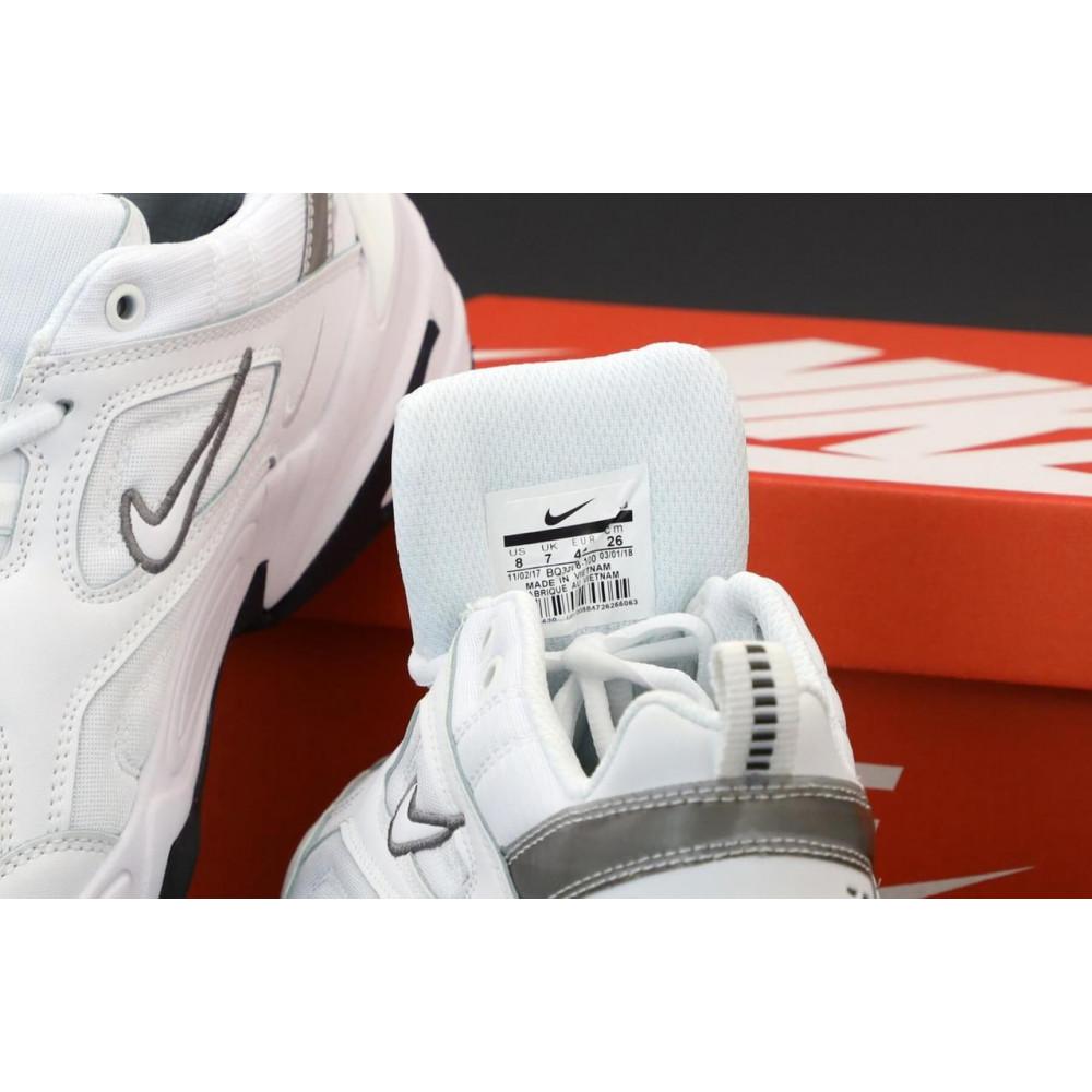 Демисезонные кроссовки мужские   - Мужские белые кроссовки Nike M2K Tekno 5