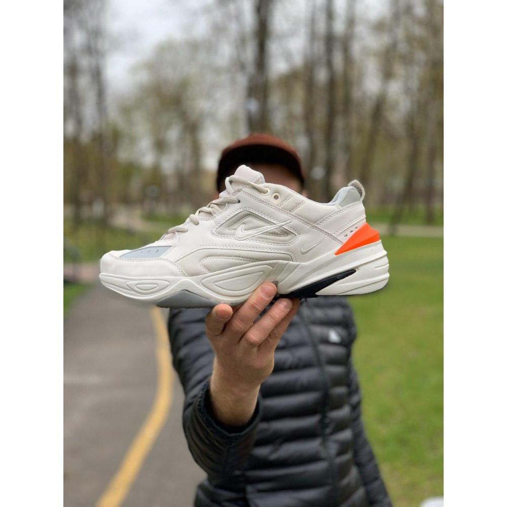 Демисезонные кроссовки мужские   - Кроссовки  натуральная кожа Nike M2K Tekno Найк М2К Текно (42,43,44) 5