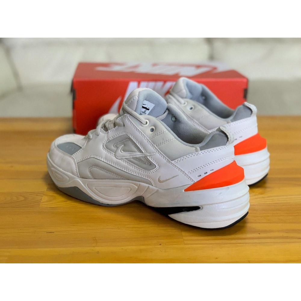 Демисезонные кроссовки мужские   - Кроссовки  натуральная кожа Nike M2K Tekno Найк М2К Текно (42,43,44) 3