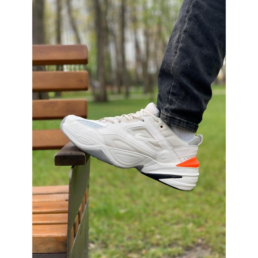 Демисезонные кроссовки мужские   - Кроссовки  натуральная кожа Nike M2K Tekno Найк М2К Текно (42,43,44)