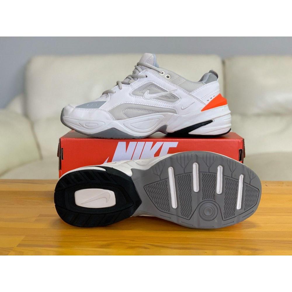 Демисезонные кроссовки мужские   - Кроссовки  натуральная кожа Nike M2K Tekno Найк М2К Текно (42,43,44) 9
