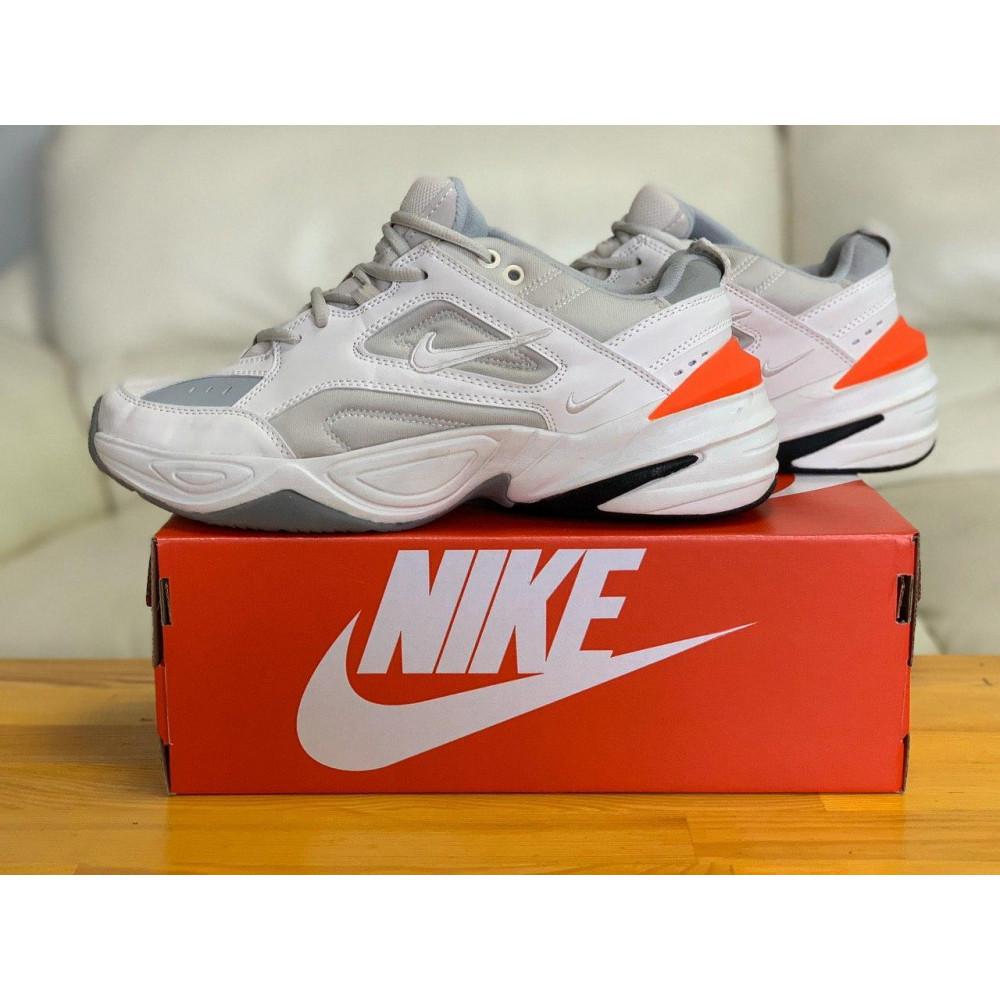 Демисезонные кроссовки мужские   - Кроссовки  натуральная кожа Nike M2K Tekno Найк М2К Текно (42,43,44) 6