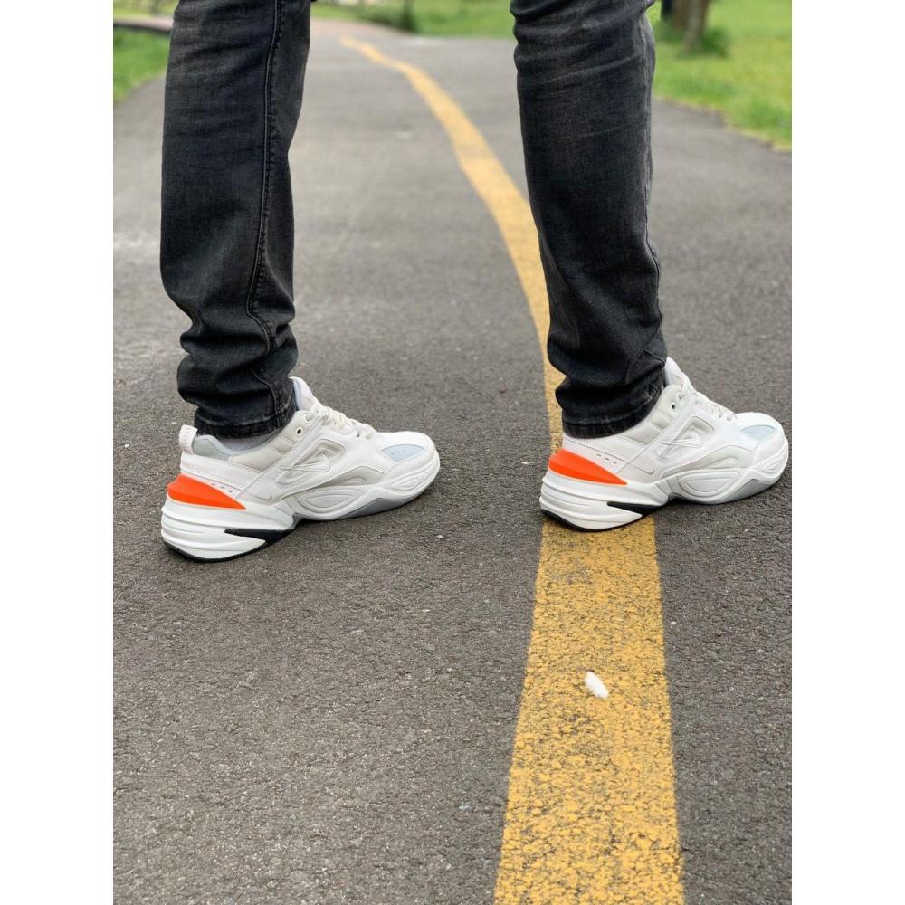 Демисезонные кроссовки мужские   - Кроссовки  натуральная кожа Nike M2K Tekno Найк М2К Текно (42,43,44) 8
