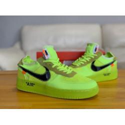 Кроссовки Nike Air Force Off-White Найк Еир Форс Оф Вайт   (41,42,43,44,45)
