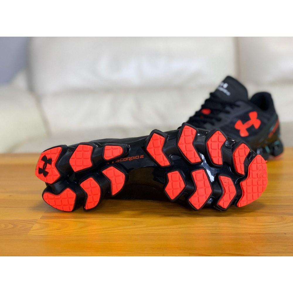 Демисезонные кроссовки мужские   - Кроссовки Under Armour Scorpio Running Андер Армор Скорпио Ранинг   (41 последний размер) 2
