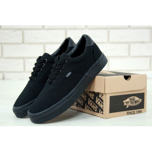 Кеды Vans ERA Triple Black