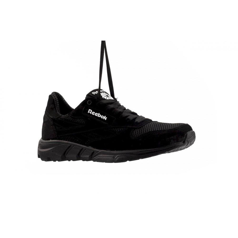 Летние кроссовки мужские - Мужские кроссовки текстильные летние черные Lions R16-сет-ч