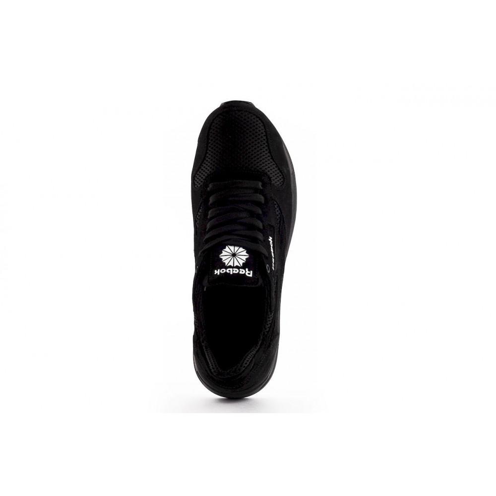 Летние кроссовки мужские - Мужские кроссовки текстильные летние черные Lions R16-сет-ч 2