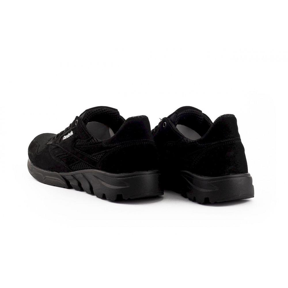 Летние кроссовки мужские - Мужские кроссовки текстильные летние черные Lions R16-сет-ч 1